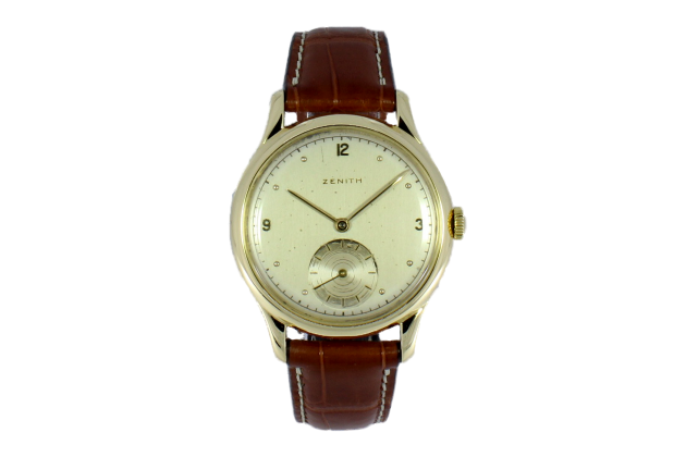 Zenith  Men's Gold Dress Watch